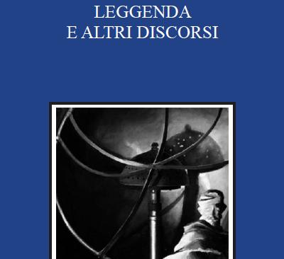 Immagine di copertina: Gianni Cacciarini, Garibaldi, 1999 (particolare)